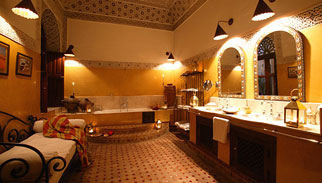 Golf marrakesch golfurlaub im golfhotel la villa des for La villa des orangers