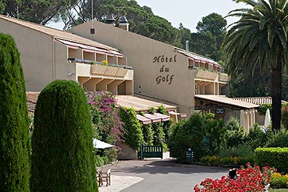Hotel Golf De Valescure St Raphael