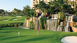 Golfurlaub, Fairmont Turnberry Isle, Miami, Florida