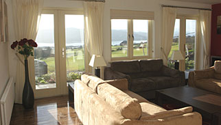 Golfreis, Ring of Kerry cottages, Kerry, Irland [
