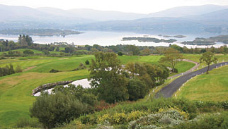 individuele Golfreis, Ring of Kerry cottages, Kerry, Irland [