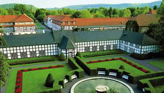 Golf Ostwestfalen Golfurlaub Graflicher Park Golfhotel Spa Ars
